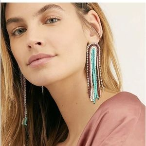 Free people earrings! Brand new,sold for $48 at fp